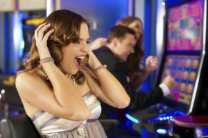 Gains records au casino