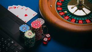 Ordinateur et jeux de casinos